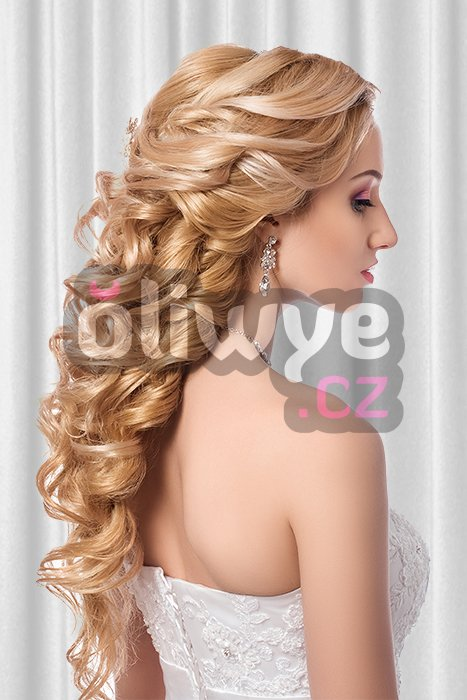 vlasy micro ring easy rings 50cm #16 blond 100 pramenů remy